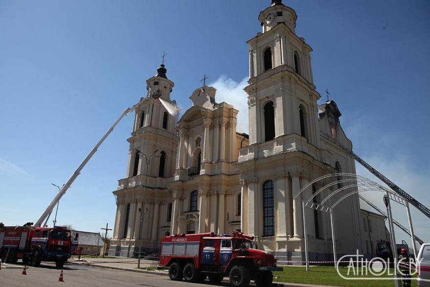 Костел в Будславе. Фото catholic.by
