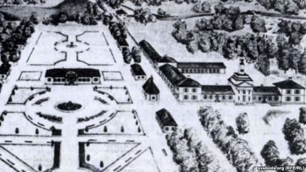 Проект реставрации усадьбы. Фото с сайта www.svaboda.org
