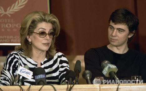 Вдова Сергея Бодрова жила с Отаром Кушанашвили // Экспресс