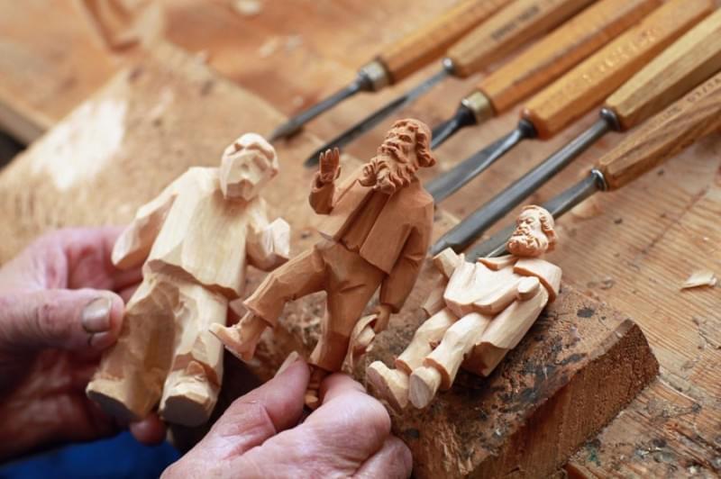 Мастерская из дерева своими руками