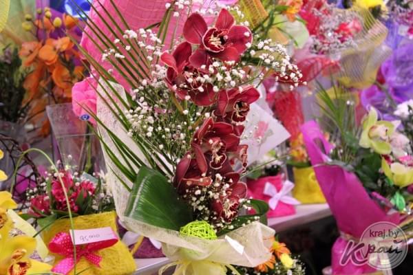 Цветы купить в молодечно