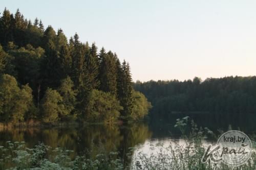 озеро гиньково фото покажет список