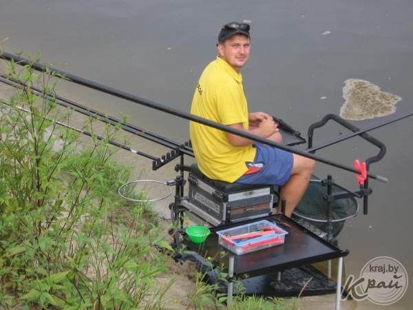 рыболовы молодечно