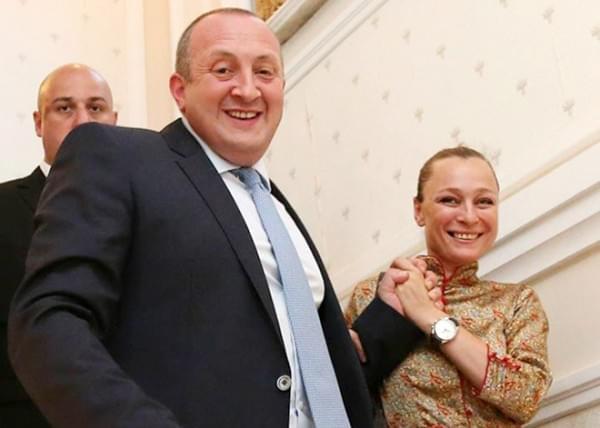 Image result for Георгий Маргвелашвили фото