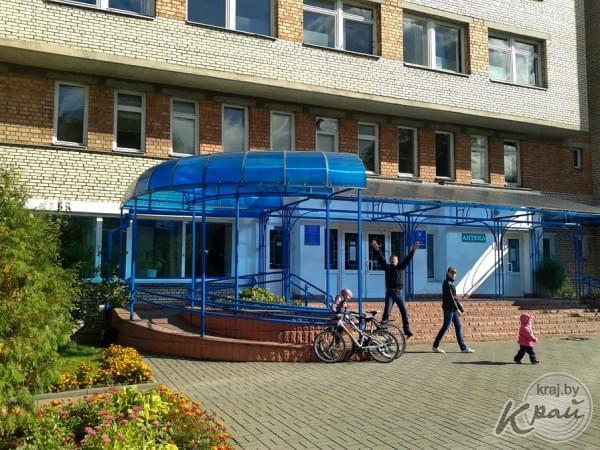 Миас больница