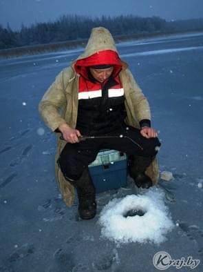 рыбалка мядельского района