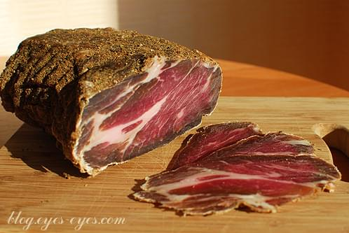 Как сделать домашнее вяленое мясо
