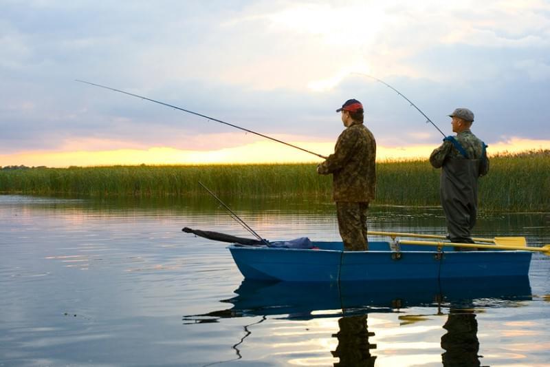 россии на тему рыбалка