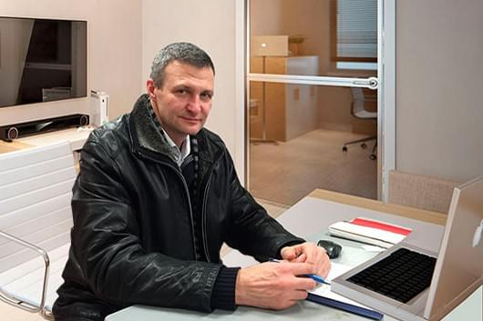 Психотерапевт Николай Суровцев
