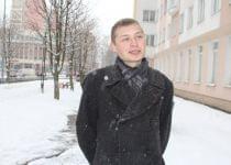 Никита Вещагин, второкурсник Новополоцкого политехнического колледжа, – потомок Александра Сергеевича в седьмом колене