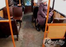 Санстанция проверила городские автобусы Вилейки. Фото Юлии Лахвич, Край.бай