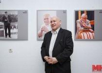 Эдуард Ханок. Фото с сайта minsknews.by