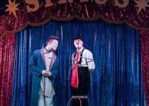Цирк «SIRIUS» выступит в Воложине с программой «Другой цирк!» 27 и 28 июня. Фото предоставлено Край.бай организаторами мероприятия