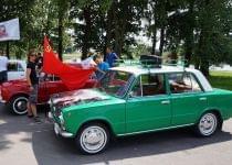 Советские машины проедут автопробегом по нашему краю. Фото со страницы автоклуба «Made in USSR» ВКонтакте