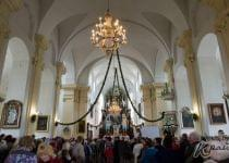 Костел Святой Троицы в Глубоком. Фото из архива kraj.by