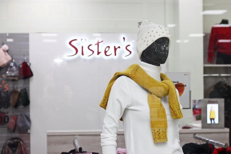 9439e896009 Магазин Sister s в Молодечно располагается на втором этаже нового ...