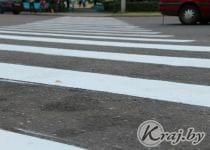 На пешеходном переходе в Вилейке «Форд» сбил женщину – у нее перелом ключицы