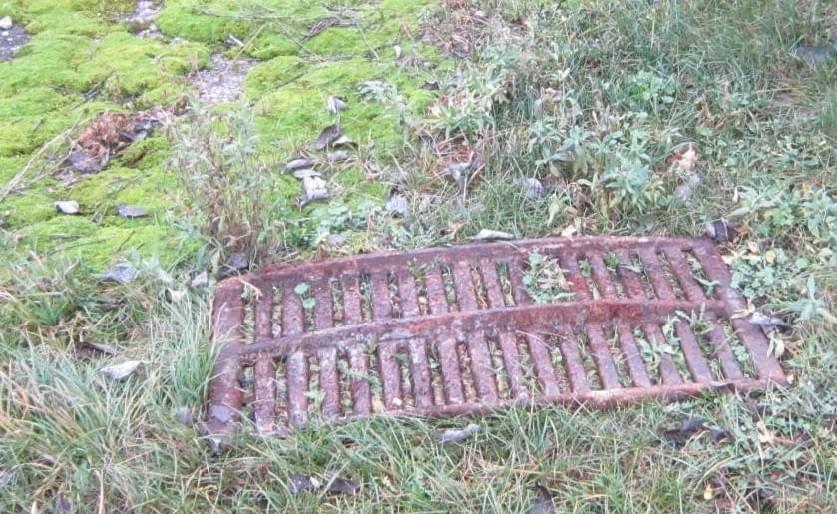 С фермы в Вилейском районе украли свыше 100 чугунных решеток