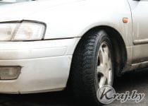ГАИ проверит наличие и состояние зимних шин у автолюбителей в Молодечно и Вилейке